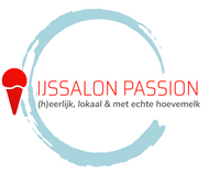 Logo ijssalon Passion